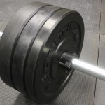 Olympic weight set Pendlay_210lb