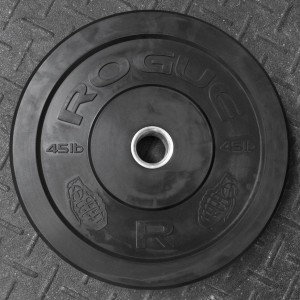 Olympic Weight Set Rreview: Rogue HG Bumpers