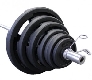 Olympic Weight Set review Troy VTX GOSS-300VR_mid