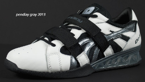 Pendlay Gray Olympic Weightlifting shoe