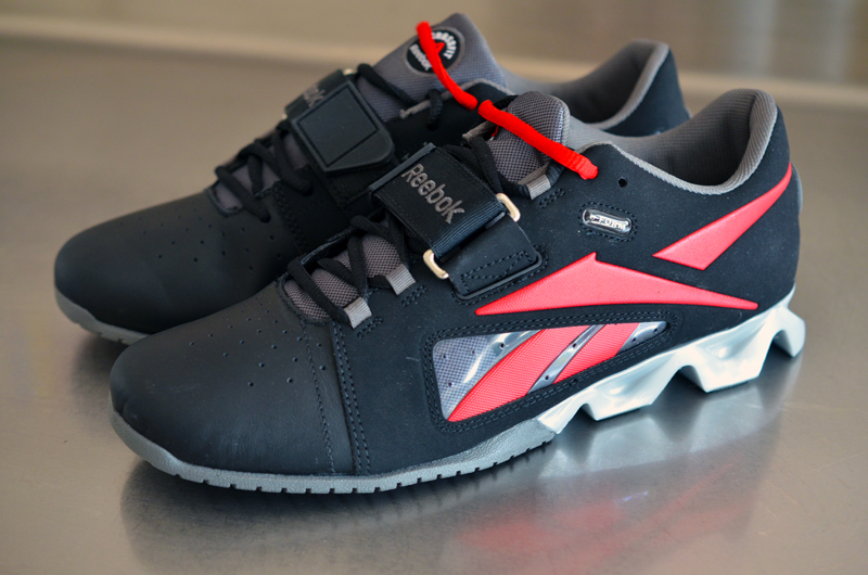 Reebok Olympic weight shoe