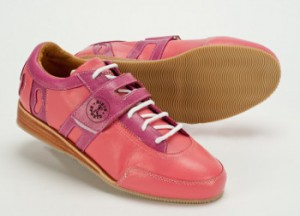 Risto Pink WEIGHTLIFTING SHOE