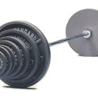 USA Sport Olympic Weight Set Review