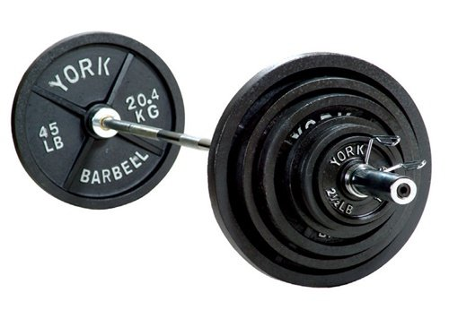 York Olympic Weight Set