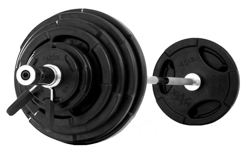 xmark olympic weight set