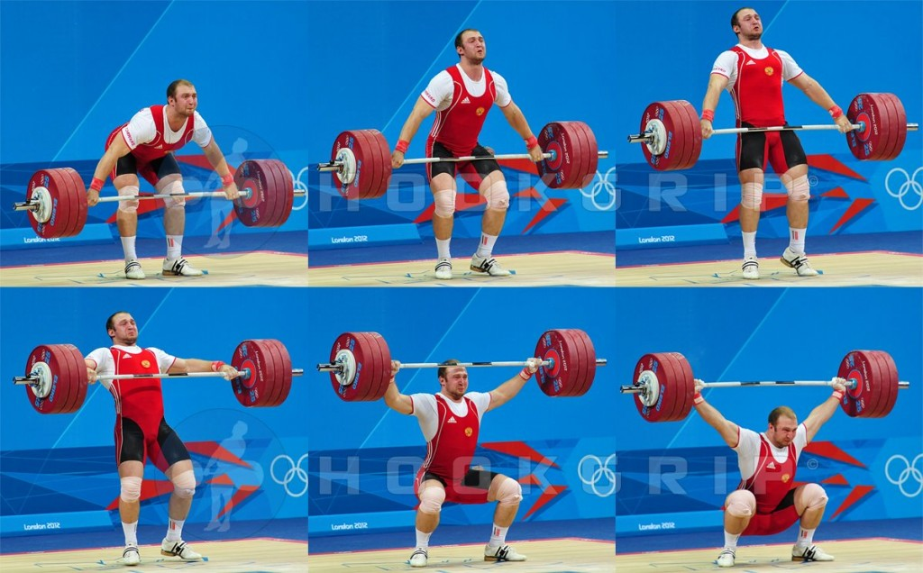 Olympic weightlifting understanding the snatch