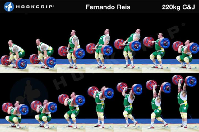 How to Power Clean and Jerk