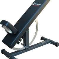 Iron Master Adjustable weight bench