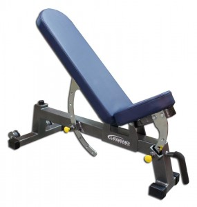 Legend 3 Way Utility Adjule Weight Bench