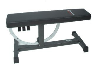 Ironmaster Super Bench Adjustable Weight flat