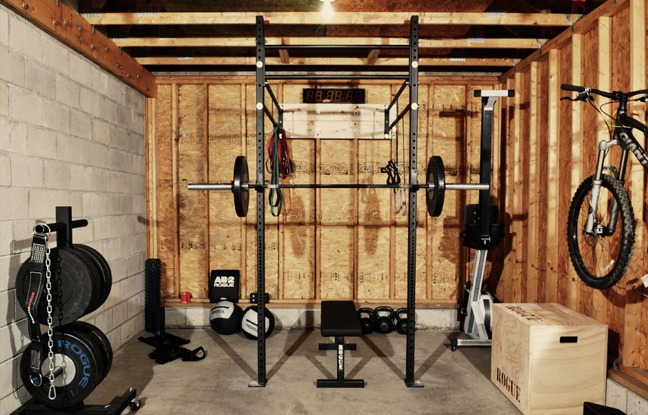 The ultimate guide to building the perfect garage gym part 1