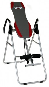 Champ Inversion Tables