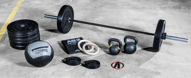 Top crossfit equipment packages