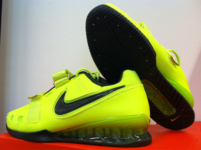 Nike Romaleos 2 Weightlifting shoe Review